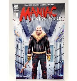 AFTERSHOCK COMICS MANIAC OF NEW YORK #1 1:15 LUNA INCV