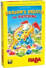HABA GAMES DRAGON'S BREATH THE HATCHING