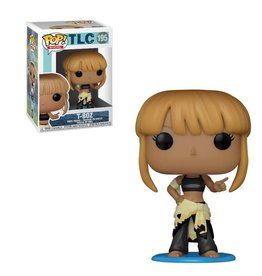 FUNKO POP TLC T-BOZ VINYL FIGURE