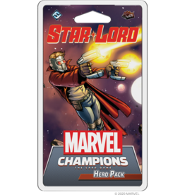 FANTASY FLIGHT GAMES MARVEL CHAMPIONS: STARLORD HERO PACK
