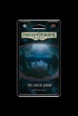 FANTASY FLIGHT GAMES ARKHAM HORROR LCG - THE LAIR OF DAGON MYTHOS PACK PRE-ORDER