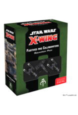 FANTASY FLIGHT GAMES X-WING 2ND ED: FUGITIVES AND COLLABORATORS SQUADRON PACK PRE-ORDER