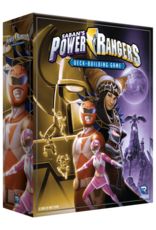 RENEGADE GAME STUDIOS POWER RANGERS DECK BUILDING GAME PRE-ORDER