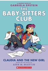 GRAPHIX BABY SITTERS CLUB COLOR ED GN VOL 09 CLAUDIA & NEW GIRL