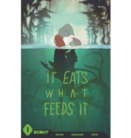 SCOUT COMICS IT EATS WHAT FEEDS IT TP