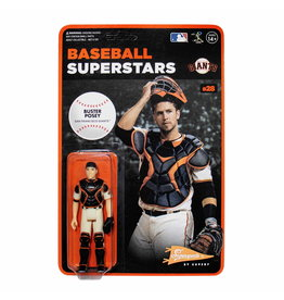 MLB MODERN SF GIANTS BUSTER POSEY W1 REACTION FIG