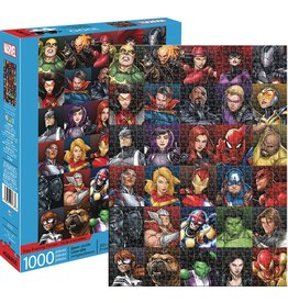 NMR DISTRIBUTION AMERICA MARVEL HEROES 1000 PIECE PUZZLE