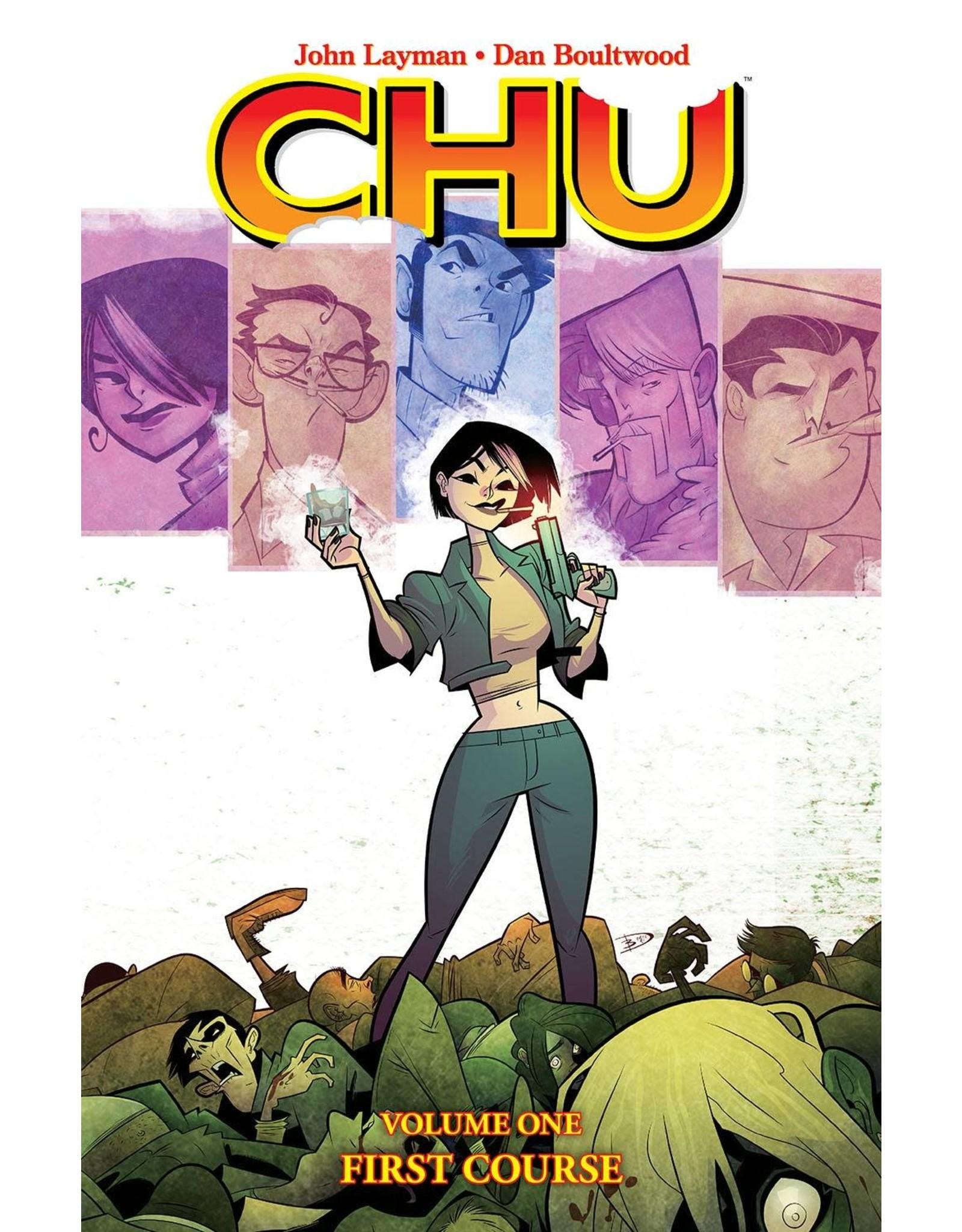 IMAGE COMICS CHU TP VOL 01