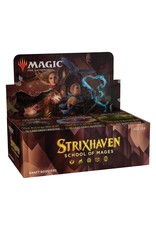 WIZARDS OF THE COAST MAGIC THE GATHERING STRIXHAVEN DRAFT BOOSTER BOX PRE-ORDER