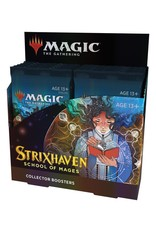 WIZARDS OF THE COAST MAGIC THE GATHERING STRIXHAVEN COLLECTOR'S BOOSTER BOX PRE-ORDER