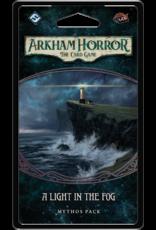 FANTASY FLIGHT GAMES ARKHAM HORROR LCG - A LIGHT IN THE FOG - MYTHOS PACK