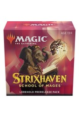 WIZARDS OF THE COAST STRIXHAVEN TAKE HOME PRERELEASE EVENT