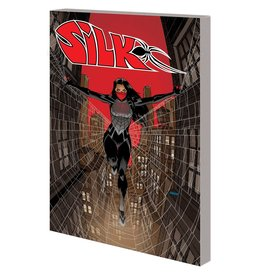 MARVEL COMICS SILK OUT OF THE SPIDER-VERSE TP VOL 01