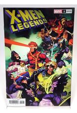 MARVEL COMICS X-MEN LEGENDS #1 1:50 YU VAR