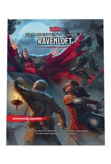 WIZARDS OF THE COAST DUNGEONS & DRAGONS 5TH EDITION: VAN RICHTEN'S GUIDE TO RAVENLOFT PRE-ORDER