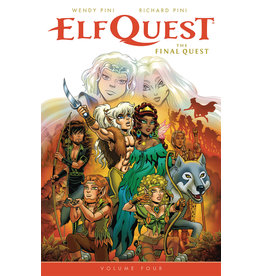 DARK HORSE COMICS ELFQUEST FINAL QUEST TP VOL 04