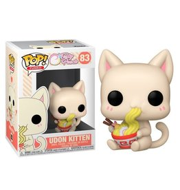 FUNKO POP TASTY PEACH UDON KITTEN VINYL FIG