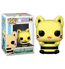 FUNKO POP TASTY PEACH QUEEN BEE MEOWCHI VINYL FIG