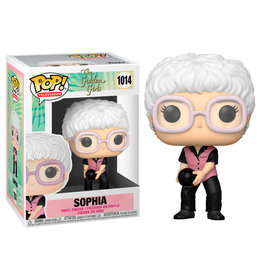 FUNKO POP GOLDEN GIRLS SOPHIA BOWLING VINYL FIG