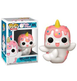 FUNKO POP TASTY PEACH VANILLA-BERRY NOMWHAL VINYL FIG
