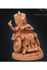 DUNGEONS AND DIVERSITY MINI HUMAN WIZARD
