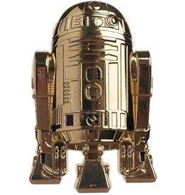 STAR WARS R2D2 3 INCH LAPEL PIN