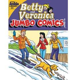 ARCHIE COMIC PUBLICATIONS BETTY & VERONICA JUMBO COMICS DIGEST #291