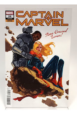 MARVEL COMICS CAPTAIN MARVEL #26 ASRAR VAR