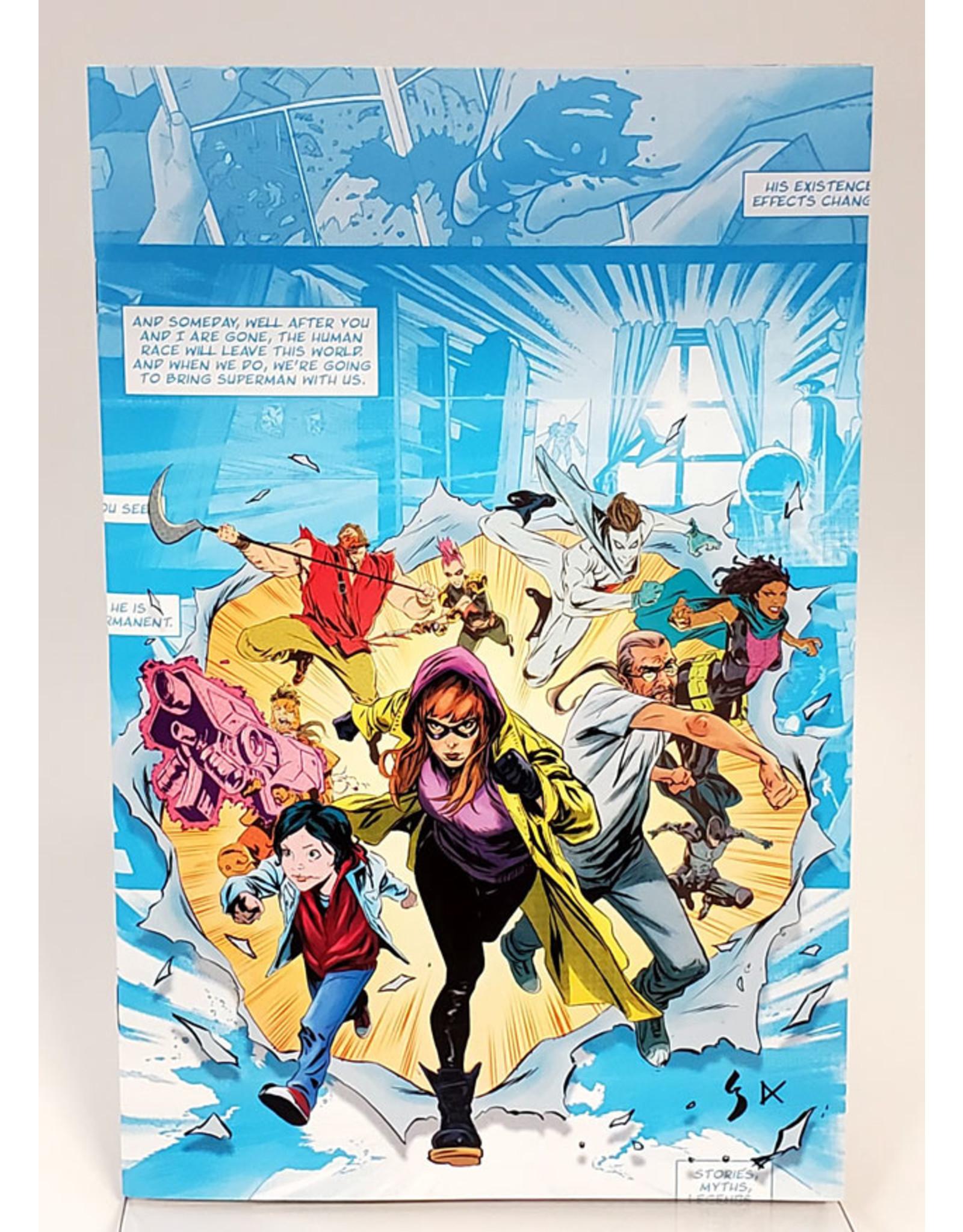 IMAGE COMICS CROSSOVER #4 CVR D 1:10 INCV SHAW VIRGIN