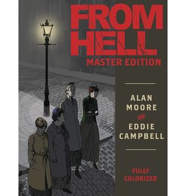 IDW - TOP SHELF FROM HELL MASTER EDITION HC