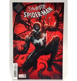 MARVEL COMICS SYMBIOTE SPIDER-MAN KING IN BLACK #4 (OF 5) 1:25 NAKAYAMA VAR