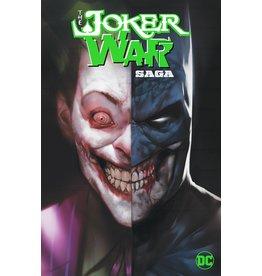 DC COMICS JOKER WAR SAGA HC