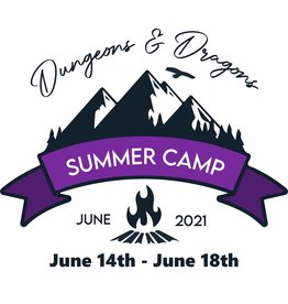 SUMMER CAMP JUNE 14-18TH