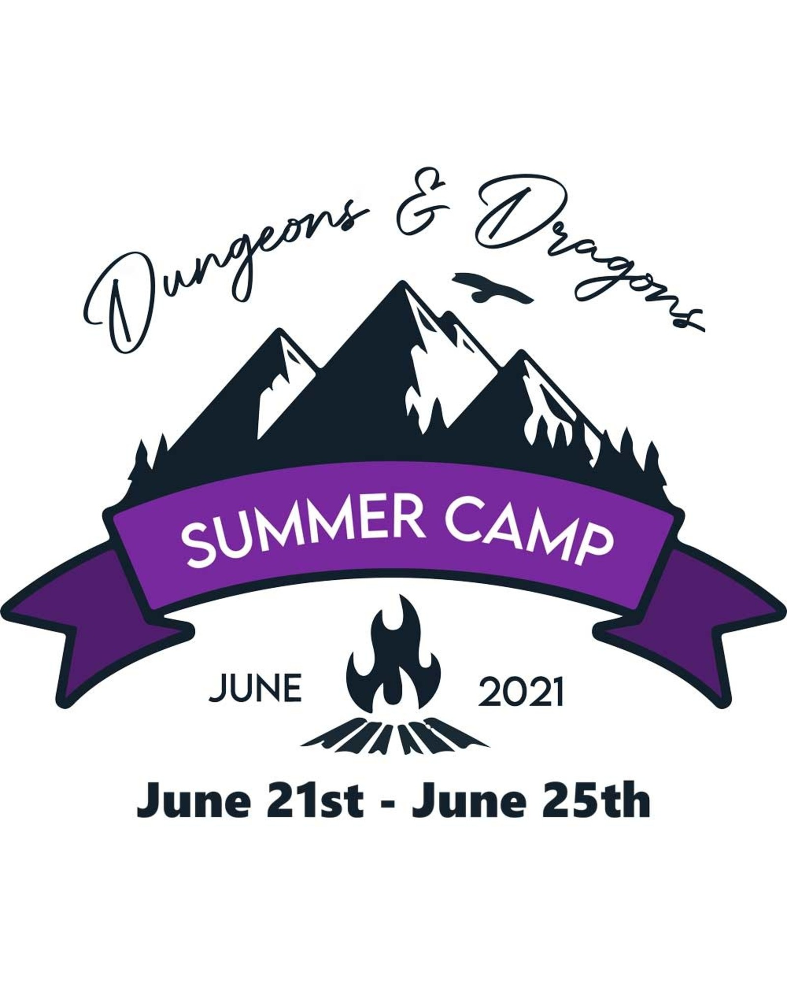 SUMMER CAMP JUNE 21ST - 25TH