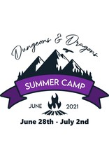 SUMMER CAMP JUNE 28TH - JULY 2ND