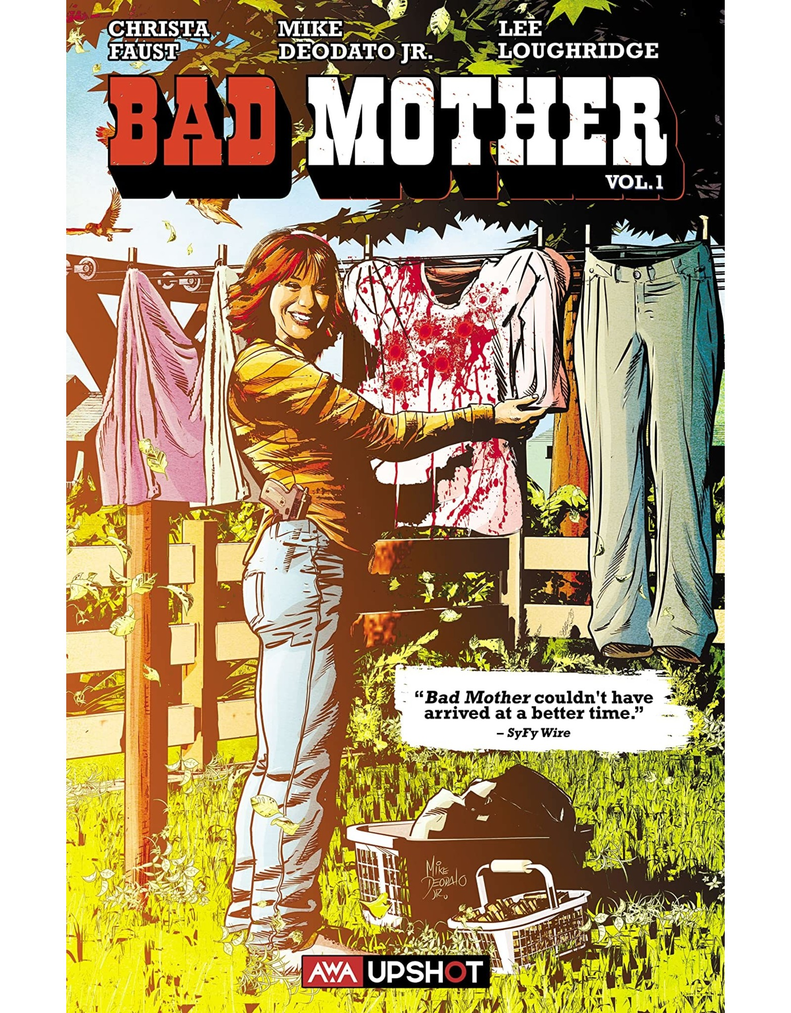 BAD MOTHER TP
