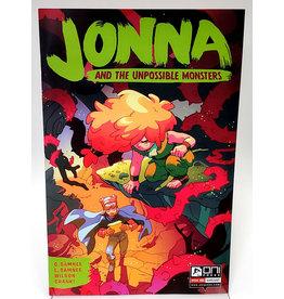 ONI PRESS INC. JONNA AND THE UNPOSSIBLE MONSTERS #1 CVR C 1:10  INCV