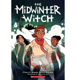 GRAPHIX MIDWINTER WITCH GN (WITCH BOY VOL 03)