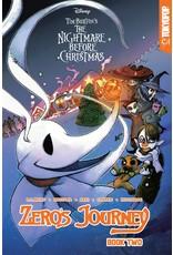 TOKYOPOP DISNEY MANGA NIGHTMARE CHRISTMAS ZEROS JOURNEY TP VOL 02