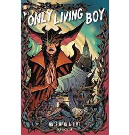 PAPERCUTZ ONLY LIVING BOY GN VOL 03 ONCE UPON A TIME