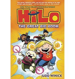 RANDOM HOUSE BOOKS FOR YOUNG R HILO GN VOL 03 GREAT BIG BOOM