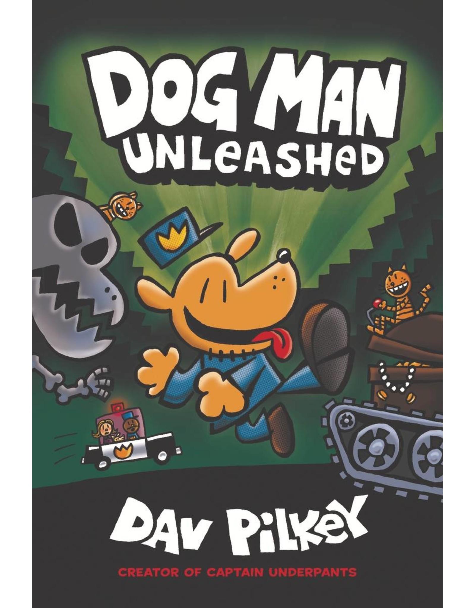 GRAPHIX DOG MAN GN VOL 02 DOG MAN UNLEASHED