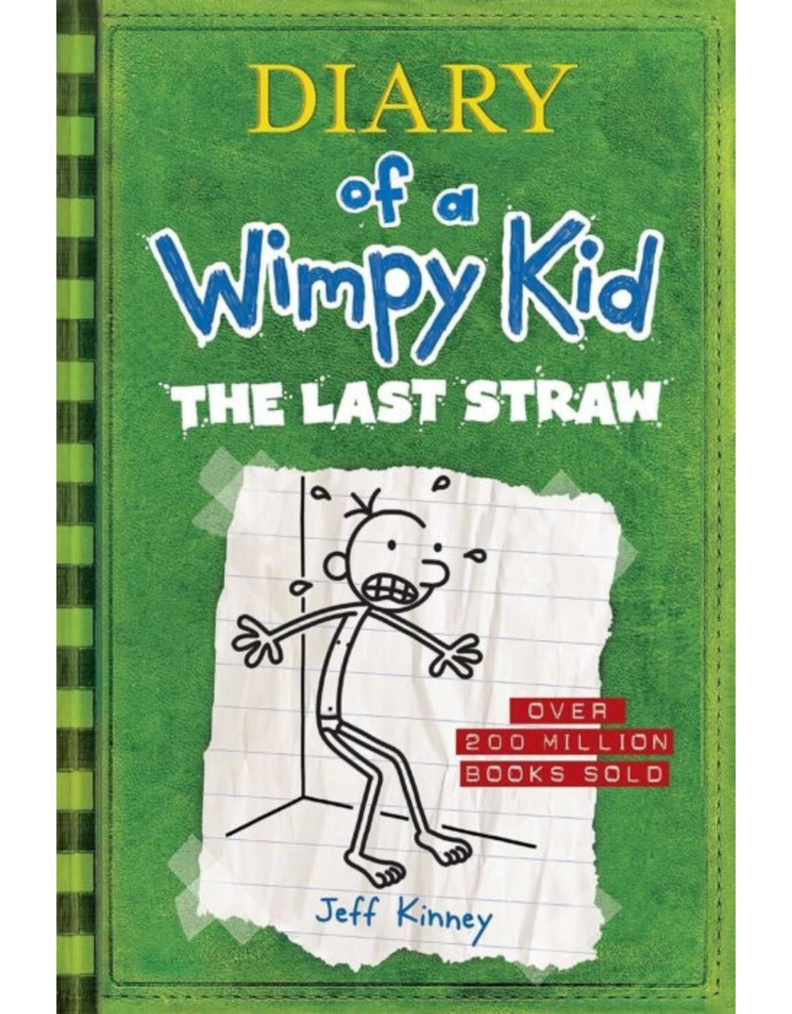 AMULET BOOKS DIARY OF A WIMPY KID HC VOL 03 LAST STRAW