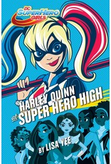 RANDOM HOUSE DC SUPER HERO GIRLS YR HC HARLEY QUINN AT SUPER HERO HIGH