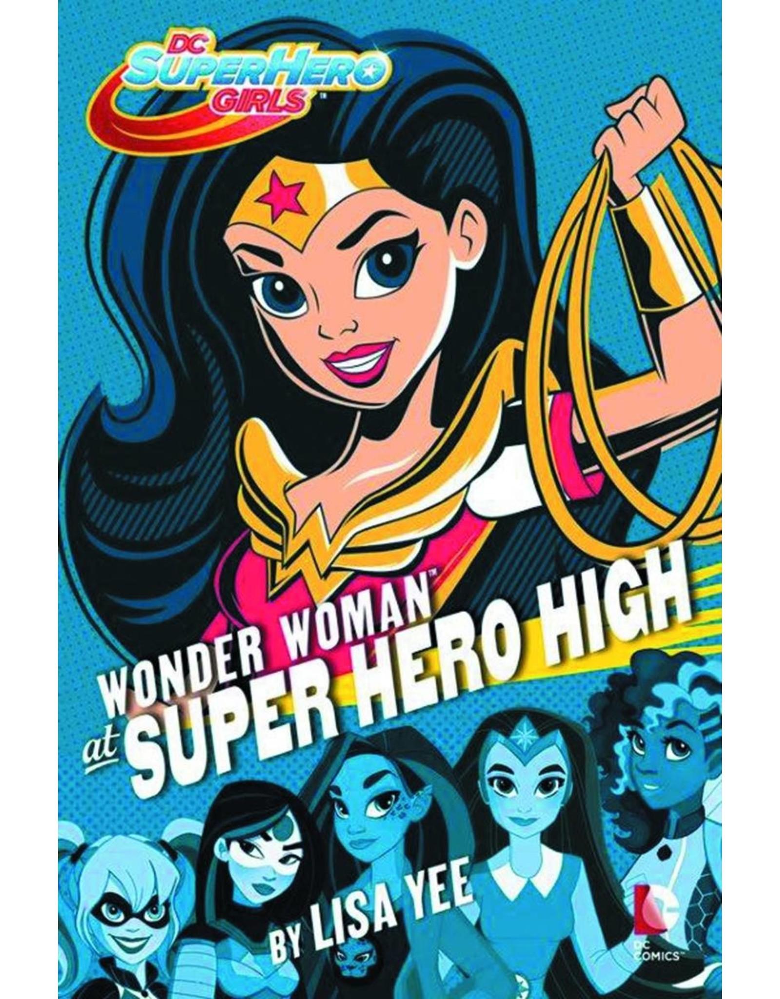 RANDOM HOUSE DC SUPER HERO GIRLS YR HC WONDER WOMAN AT SUPER HERO HIGH