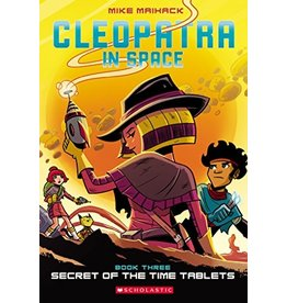 GRAPHIX CLEOPATRA IN SPACE GN VOL 03 SECRET OF THE TIME TABLETS
