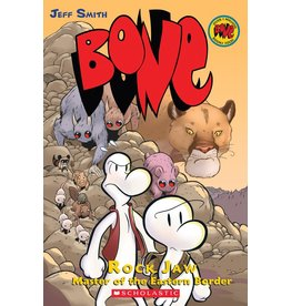 CARTOON BOOKS BONE COLOR ED SC VOL 05 ROCK JAW MASTER OF EASTERN BORDER