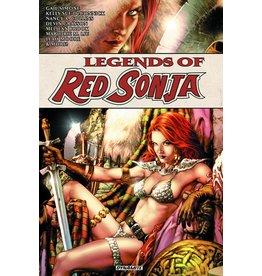 D. E. LEGENDS OF RED SONJA TP VOL 01