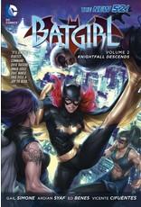 DC COMICS BATGIRL HC VOL 02 KNIGHTFALL DESCENDS