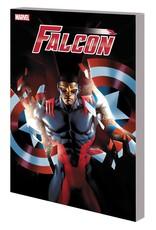 MARVEL COMICS FALCON TP VOL 01 TAKE FLIGHT